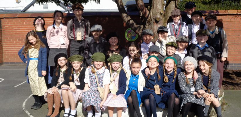 Year 6's World War II Day – 21st March 2017 (1941)