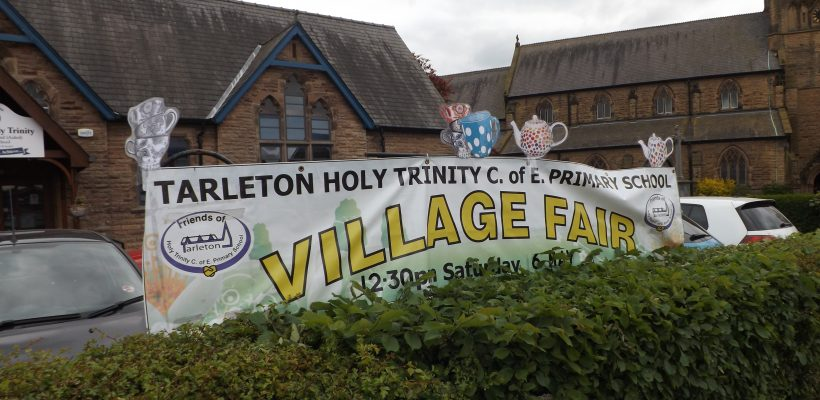 The Annual Tarleton Scarecrow Festival – 6th & 7th May 2017