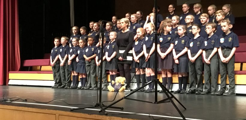 Last Choir Singing Competition – 23rd March 2018