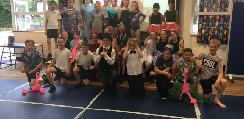 The Year 6 Talent Show – 16th July 2018