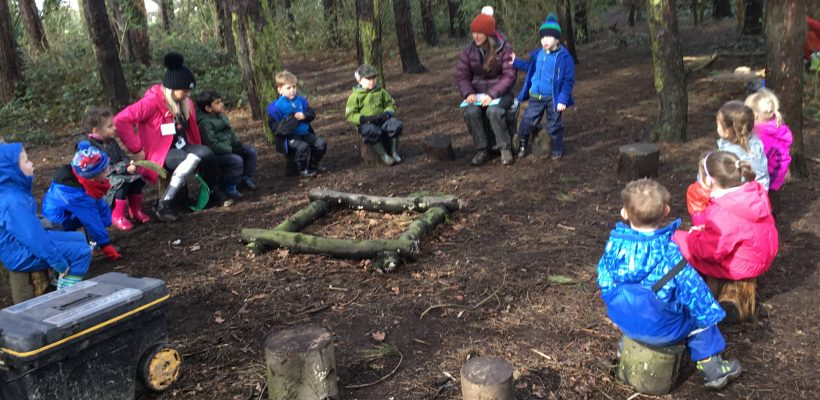 Another Day at Forest School – 12th March 2019