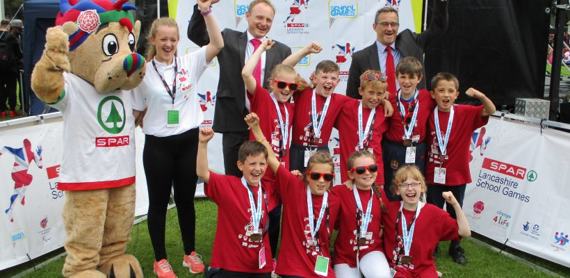 Lancashire games Finals – 4th July 2017