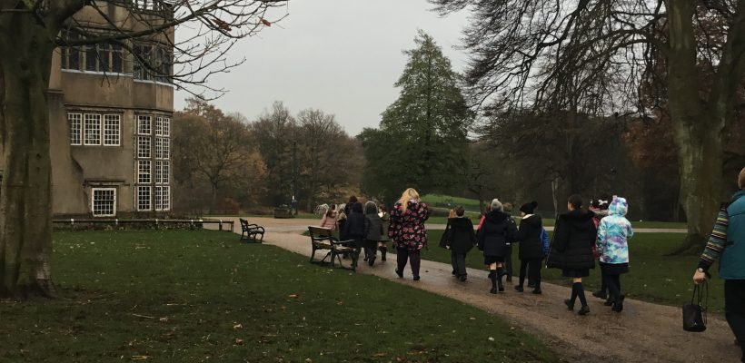 Year 4 Visit Astley Hall – 21st November 2018