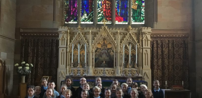 Year 2 Visit the Church – October 2018