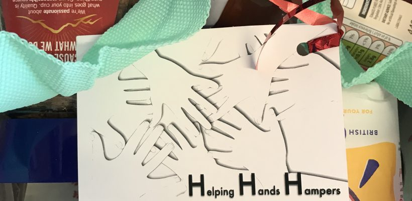 Helping Hands Easter Hampers – March 2021