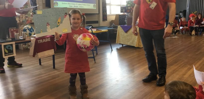 Fairtrade Competition Winners – 15th March 2019