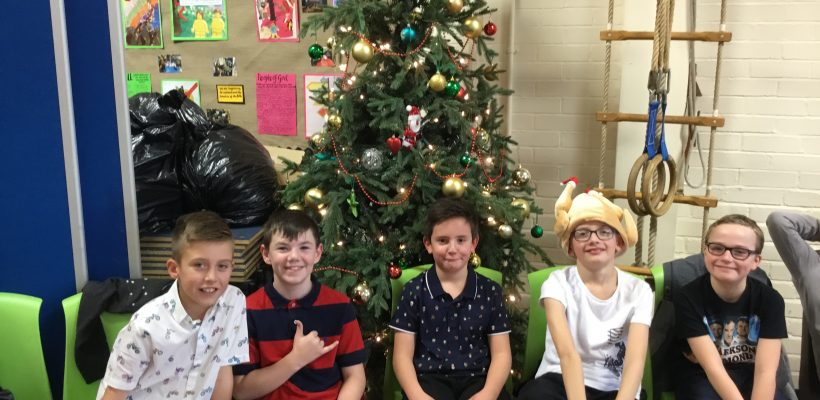 The Junior Christmas Party – 17th December 2018