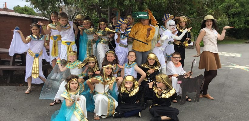 Egyptian Day in Year 4 – July 3rd 2019