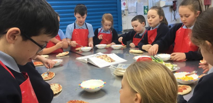 Year 4's Cookery Club – January 2019