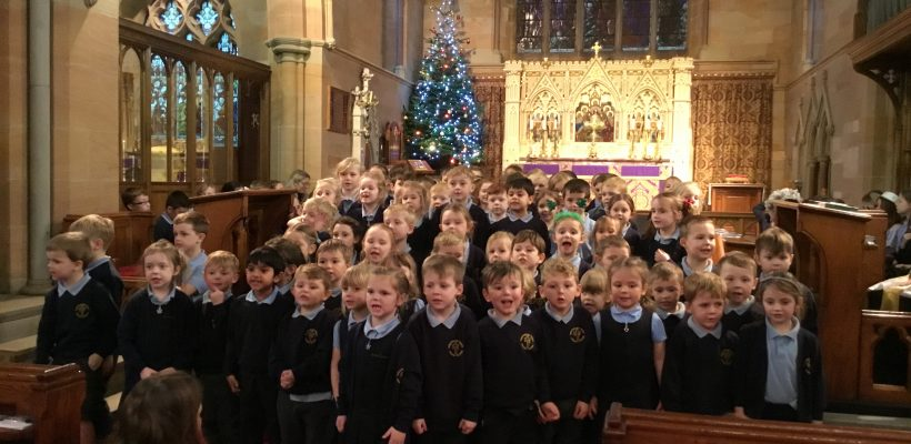The End of Term Christmas Service – 21st December 2018