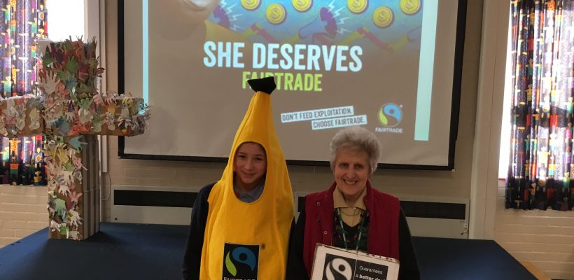 Fairtrade Fortnight at THT