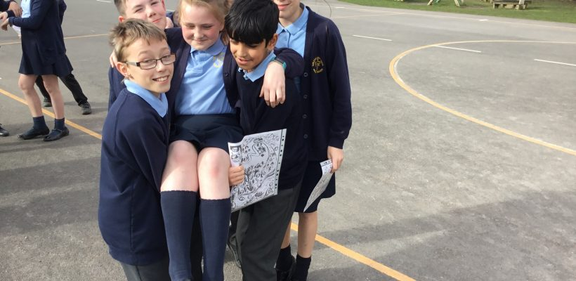 Year 6 – On the Move – Refugee Simulation – 15th March 2019