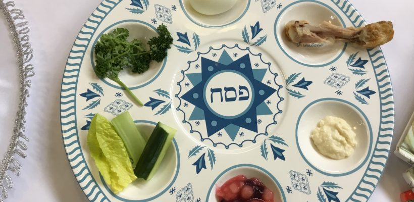 Year 6 Passover Meal with Mrs Sachs – 22nd March 2019