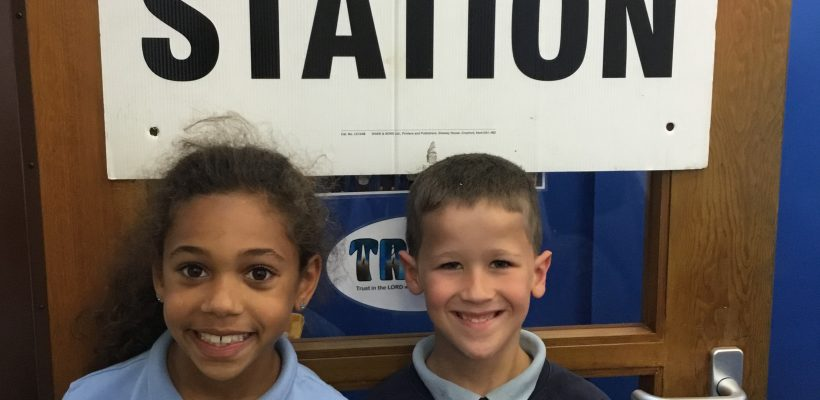 Year 3 School Council Elections – 16th September 2019