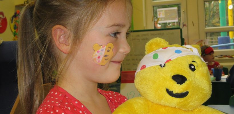 Children in Need – November 2016