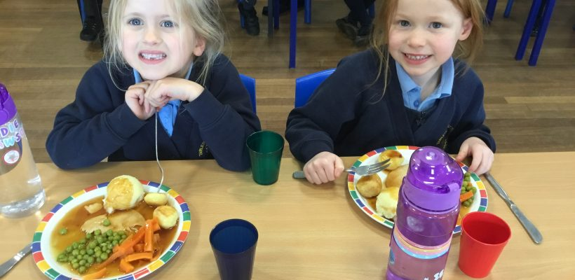 Our Infant Easter Lunch 2021
