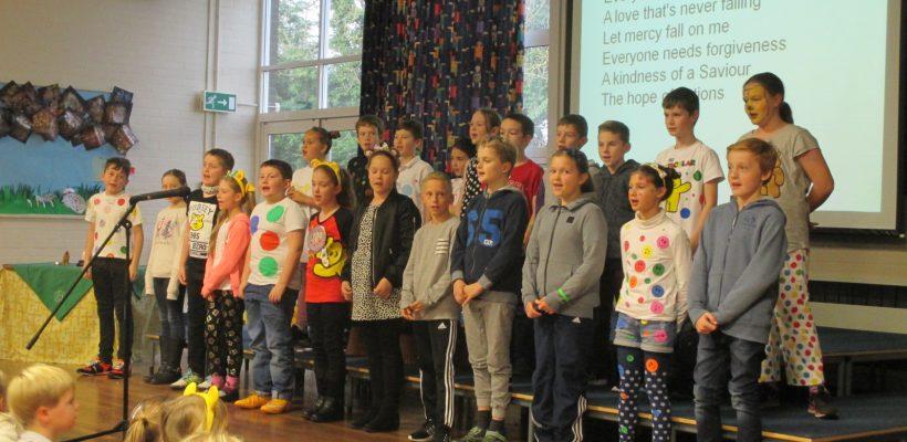 Year 5's Class Worship – 18th November 2016