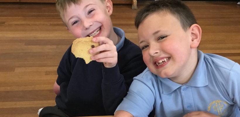 'School Dinner Day' – 20th May 2021
