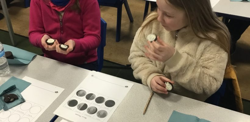 Working hard in the Y5 / Y6 Bubble – 9th February 2021