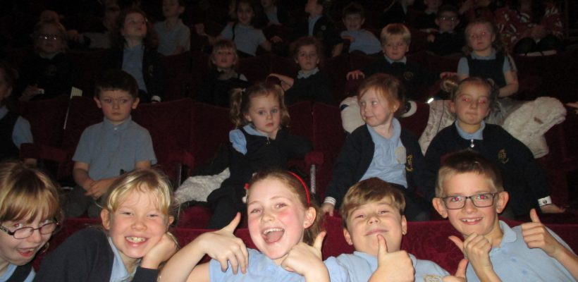 A Trip to the Panto