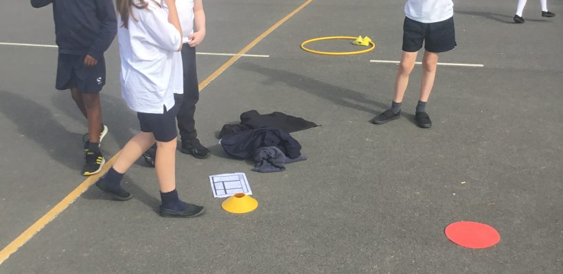 Year 6 Buddy Training – 18th September 2019