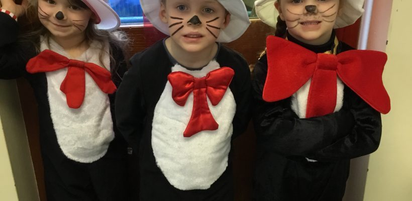World Book Day in our Reception Class – 7th March 2019