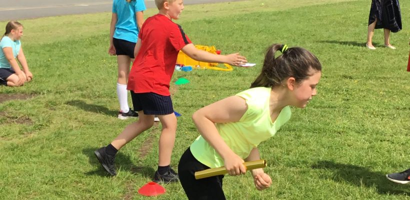 Year 4 Sports Day – 7th July 2021