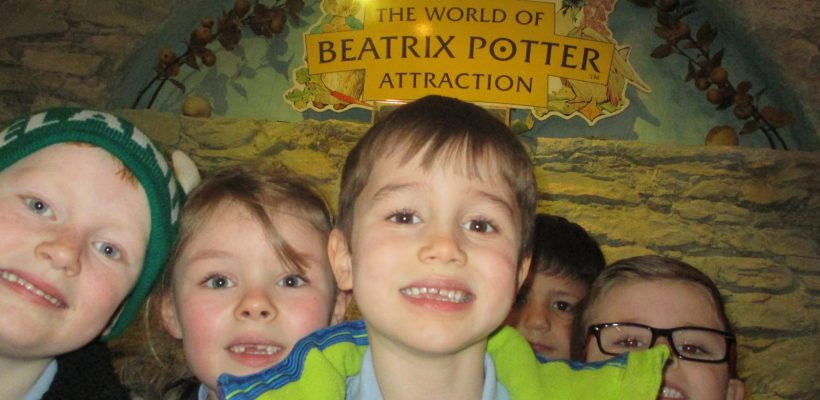 Year 1 Visit the Beatrix Potter Attraction – 17th March 2017