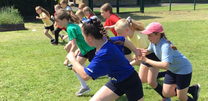 Year 5 Sports Day – 8th July 2021