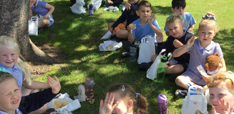 The Infants' Teddy Bear's Picnic – 14th July 2021