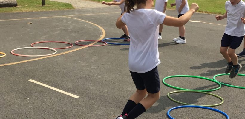 Year 3 Enjoy their first WLSP session of the year – 9th September 2021