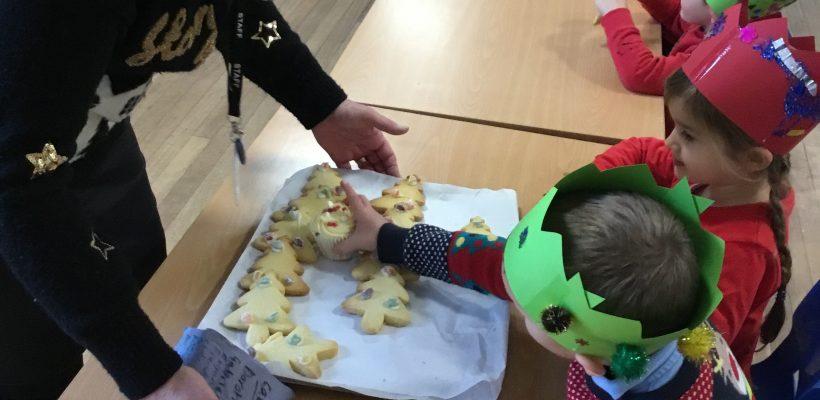 Our Infant Christmas Dinner – 8th December 2020