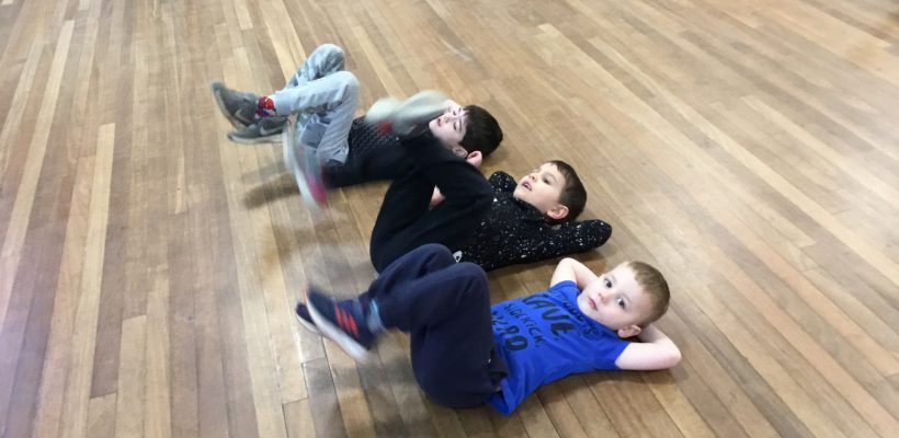 PE with our Year R / 1 Bubble – 14th Jan 2021