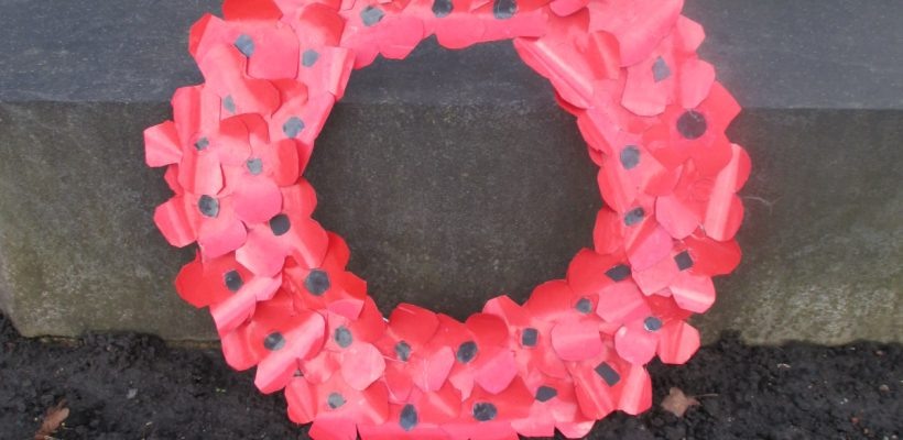 Remembrance Day at THT – 10th November 2017