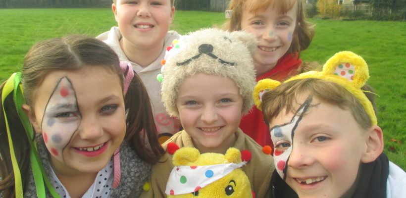 Children in Need at THT – 17th November 2017