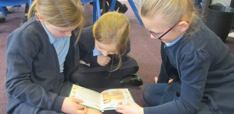 Reading to Each Other – 1st March 2018