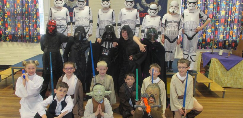 Year 5's Star Wars Dance – 7th March 2018