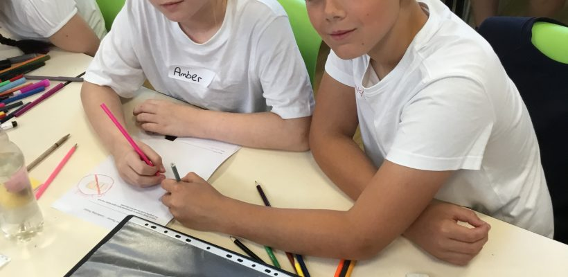 Year 6 Undergo their Playground Leader training – 10th September 2021