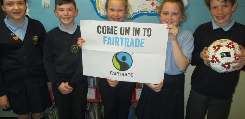 Fairtrade at THT – Spring 2018