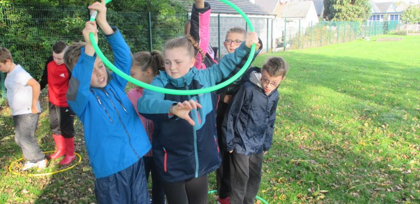 Outdoor and Adventure Activities with Year 6 – October 2018