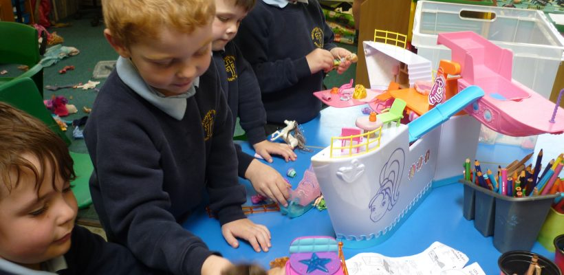 Year 1 Working and Playing in and out of the Classroom