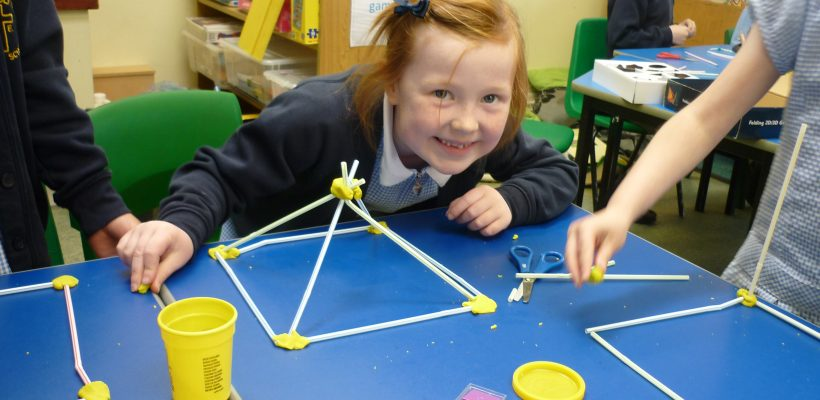 3D Shape in Year 1 – May 2018