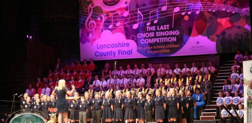 The Last Choir Singing Finals – 16th June 2017