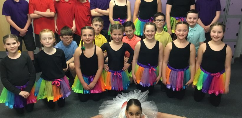 Tarleton and Rural District Schools performing Arts Festival